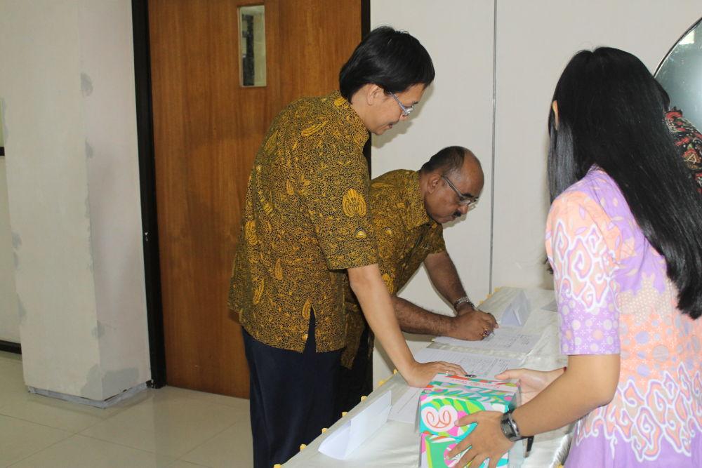 Launching Beasiswa Kamajaya UAJY 42